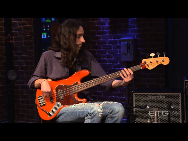 Alex Lofoco performs Cheese Meister live on EMGtv