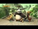 Kung Fu Panda Legends of Awesomeness Opening Russian