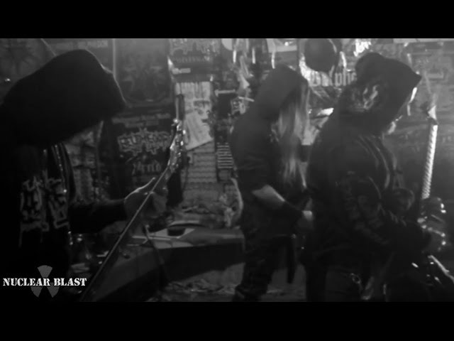 BELPHEGOR – Totenkult - Exegesis Of Deterioration Rehearsal (OFFICIAL NEW TRACK - RECORDED LIVE)