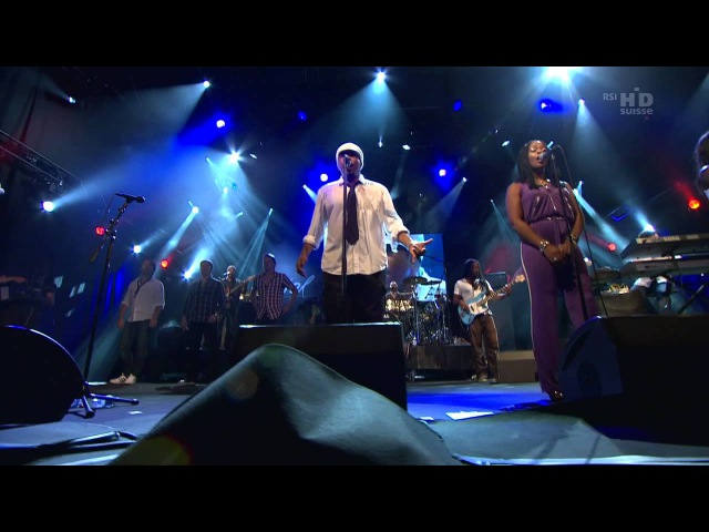 Incognito - Estival Jazz Lugano 2010 Live Full Part 2