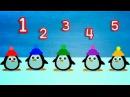Развивающие мультики для самых маленьких Учимся считать до 5