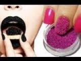 Caviar Nails DIY  Икорный 3D маникюр