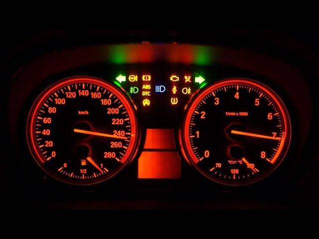 Сервисное меню BMW E90/E60/E70/E87 (2004-2012)