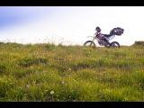 Дорога в облака  Road to the clouds  Путешествие на мотоцикле эндуро Moto Life
