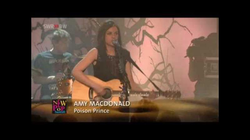 Amy Macdonald - Poison Prince (Baden-Baden 17.12.2010)