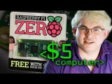 Raspberry Pi Zero - the $5 Computer - Computerphile