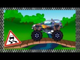 ✔ Truck with Fire Truck / Heavy Vehicles at the Construction site / Cartoons for kids / 39 Episode