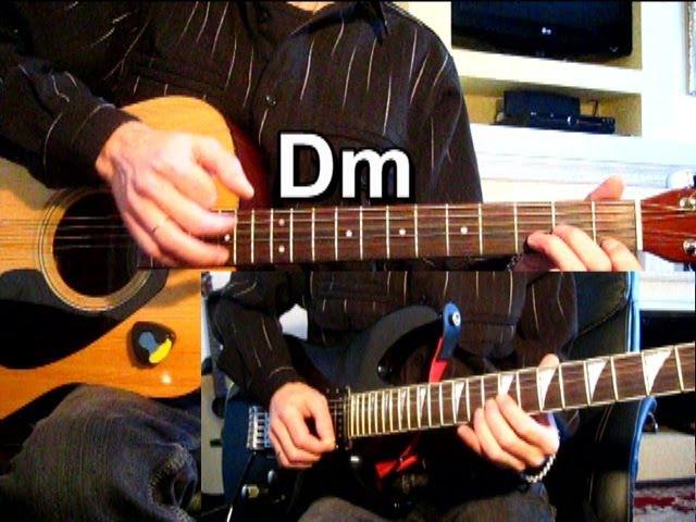 В. Кузьмин - Сибирские морозы Тональность ( Dm ) Песни под гитару