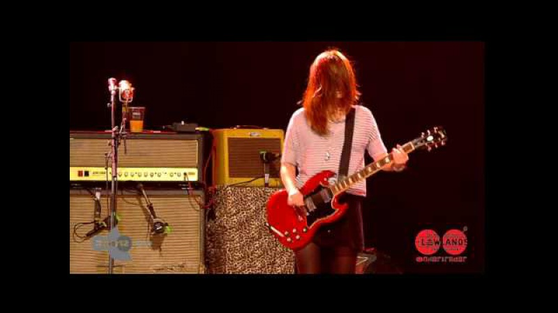 Blood Red Shoes - Je Me Perds - Lowlands 2014