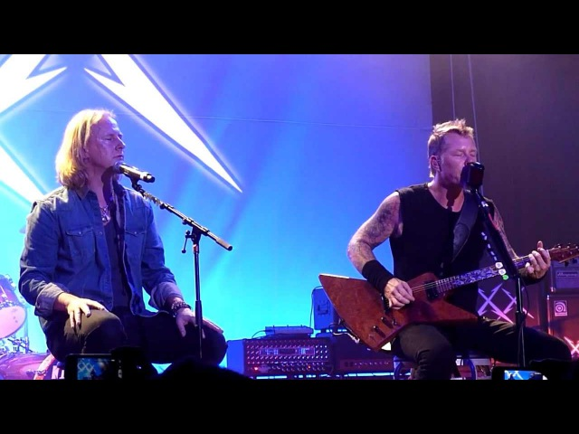 Metallica Jerry Cantrell Of Alice In Chains - Nothing Else Matters (Live In San Francisco 09.12.2011)