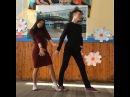 nefedov.egor Любим же мы с suroomkina придумывать маленькие танцы на перемене 😂💪🏻 #умамы #потапинастя