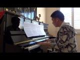 Skyfall Piano Cover (Sheet Music) - Adele (James Bond)