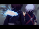 NarutoShippuden 345 AMV Kakashi kills Rin and Obito Go insane - Already Over - Red