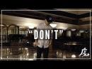 Bryson Tiller - Don't Choreography by @v1nh Nguyen | KINJAZ