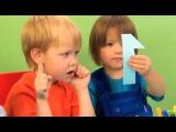 Развивающий мультик для детей 1-3 года для детей от 12 до 36 месяцев и 3 до 12 Кубики животные