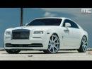 MC Customs Rolls Royce Wraith · Vellano Wheels