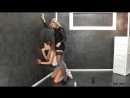 Angel Piaf and Angella Christin -Износилование малолетки [Femdom, Messy, Wet Messy, Masturbation, Gloryhole, порно]