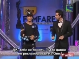57th Filmfare Awards /Шахрукх Кхан и Ранбир Капур - Часть 3 (Русские Субтитры)