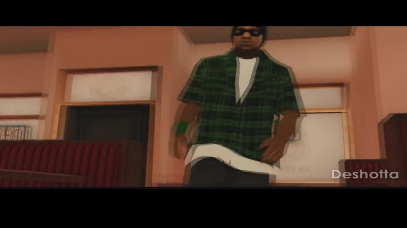 GTA San Andreas - Ice Cube - All Day, Every Day