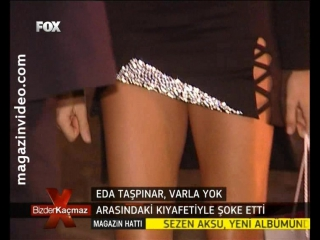 Eda Taspinar Hot Legs (Turkish Celebrities)