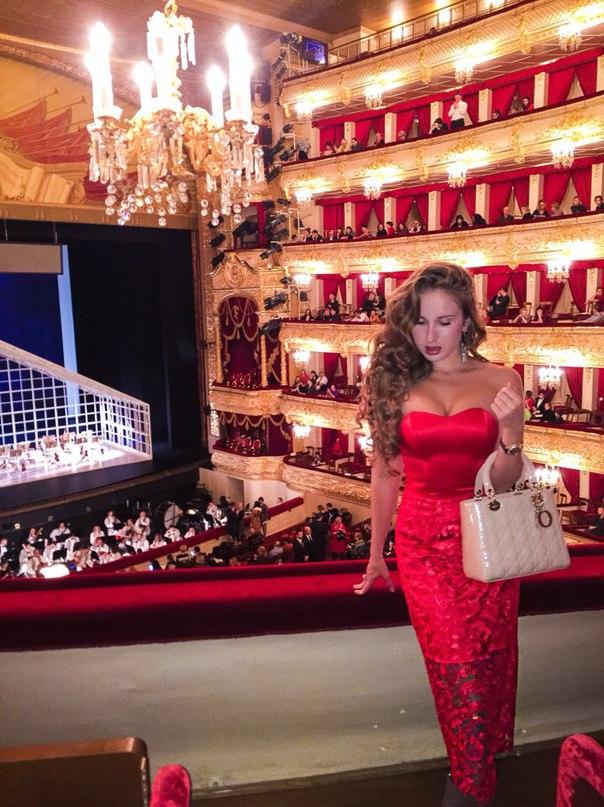 Ангелина Серг | Москва