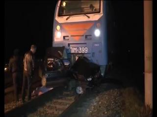 ДТП на ж-д переезде в ст.Тбилисской, двое погибших 17.11.2015 (1)