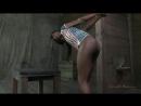 Sexually Broken: Ana Foxx (deviant sex, bondage, ebony, teen )
