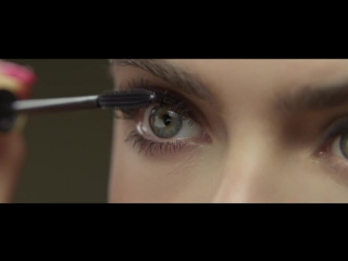Yves Saint Laurent Babydoll Mascara featuring Cara Delevingne