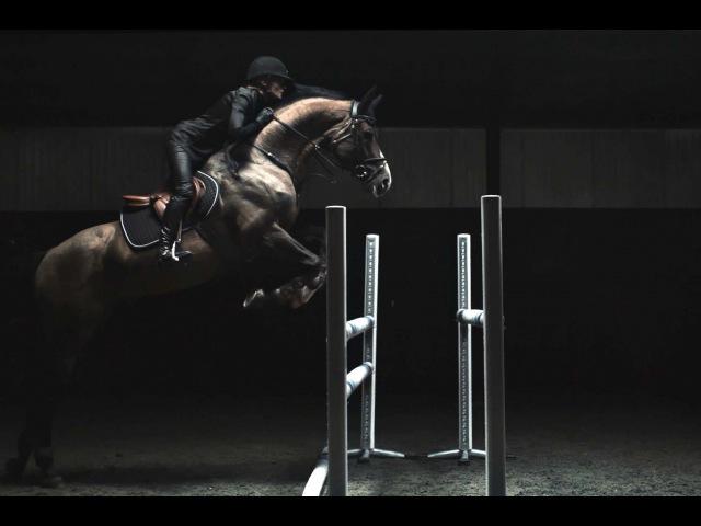 Sports Studio Horse Jumping with Malin Baryard H M Life