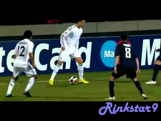 C.Ronaldo-On The Floor
