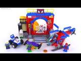 LEGO Juniors Spider-Man Hideout review! set 10687