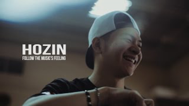 Hozin | Follow the musics feeling
