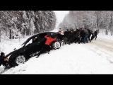 Помощь на дороге Зимой [2015] группа: http://vk.com/avtooko сайт: http://avtoregik.ru Предупрежден значит вооружен: Дтп, аварии,