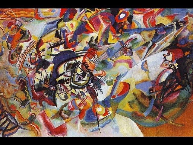 Встреча-обсуждение «Композиции VII» Василия Кандинского | Ф. Гиренок, В. Мартынов, А. Мигунов