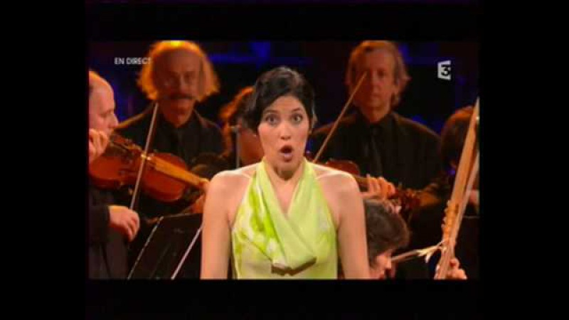 Vivica Genaux, Agitata da due venti, Griselda, Vivaldi, live on French TV