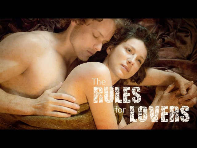 Jamie Claire The Rules For Lovers Outlander 1x11