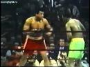 легендарный бой Мухамед Али  и Джо Фрейзер