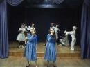 Детский ансамбль Гномы - Белый кот, репетиция дуэт А Яркова и А.Болтенкова, хореография О.Крот