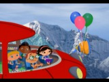Серия 02 сезон 1 - Маленькие Эйнштейны - Воздушные шарики