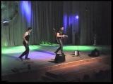 Чай вдвоем. Концерт, интервью. Наб.Челны 1998 год. Программа