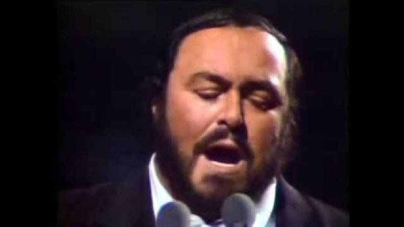 Luciano Pavarotti Gala Concert 1986