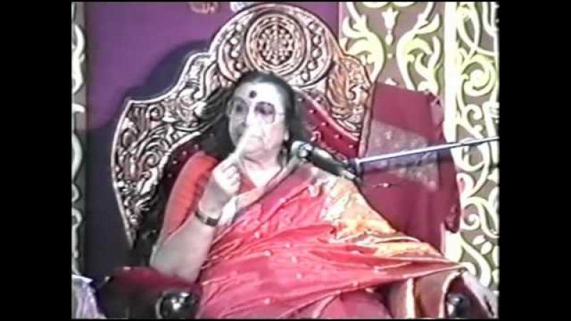Сахаджа-Йога.Ганеша Пуджа.Москва. 1994 год.