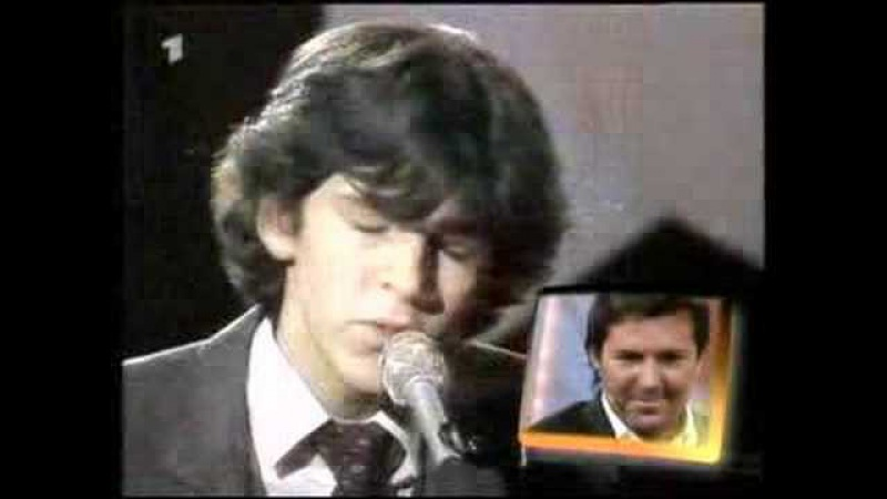 Thomas Anders - Du Weinst Uhm Ihn 1981 (from Guiness Show)