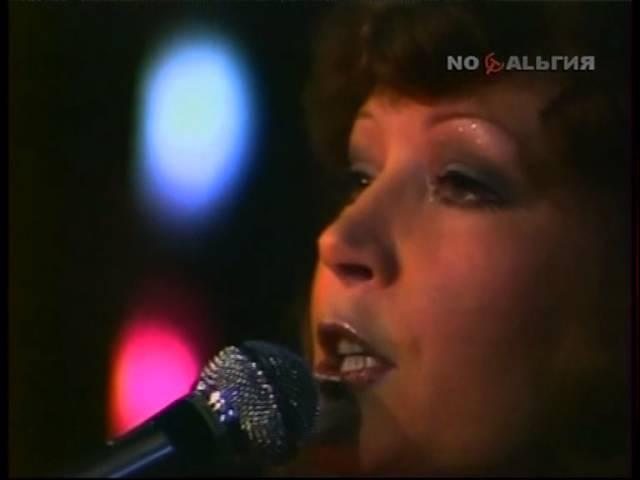 Алла Пугачева Песня на бис Витражных дел мастрер 1985 г