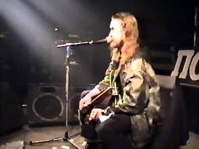Егор Летов Полигон 1997 год
