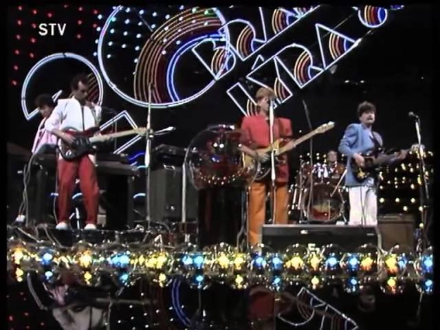Телеграмма, ВИА Веселые ребята. Конкурс Братиславская лира, 1985 год.