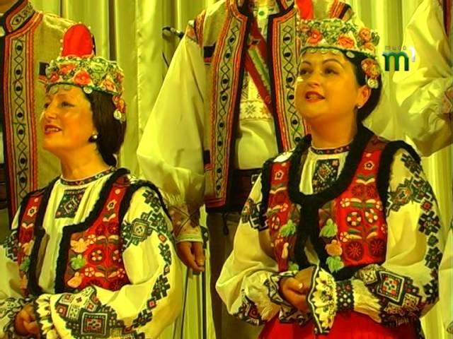 Музичний вікенд. Ювілейний коцерт закарпатського народного хору.