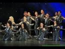 """Выступление шоу-балета Аллы Духовой """"Тодес"""" (Todes). Attention 2014"""