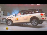 2015 Mini Clubman  - Crash Test