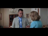 Forrest Gump finds out he has a son.